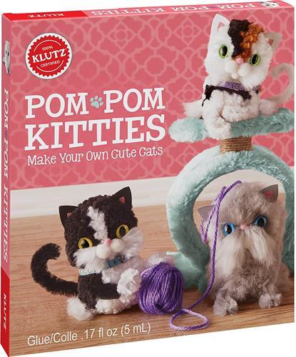 פופנונים חתולים - KLUTZ