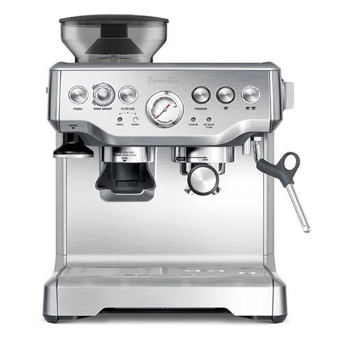 מכונת קפה עם מטחנה BREVILLE BES870/A