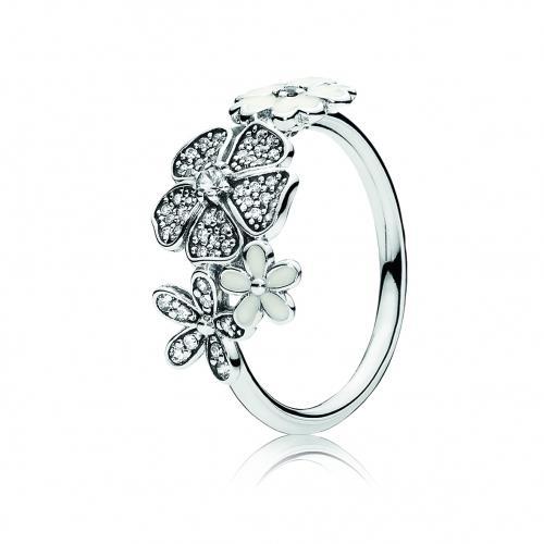 טבעת כסף פנדורה 190984CZ