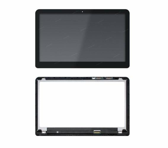 קיט מסך מגע להחלפה במחשב נייד HP ENVY X360 15-W105WM LCD Touch Assembly
