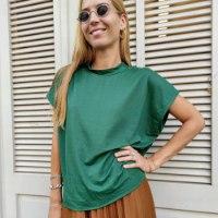 חולצת NAM - ירוק