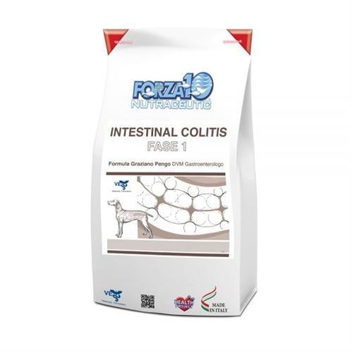 """מזון רפואי לכלבים פורזה אקטיב INTESTINAL COLITIS שלב 1. 4 ק""""ג"""