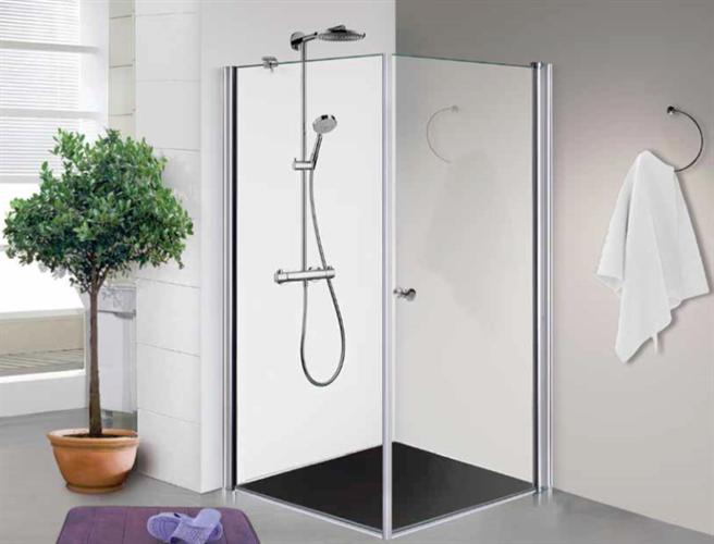 PR411CUST  - מקלחון לפי מידה פינתי