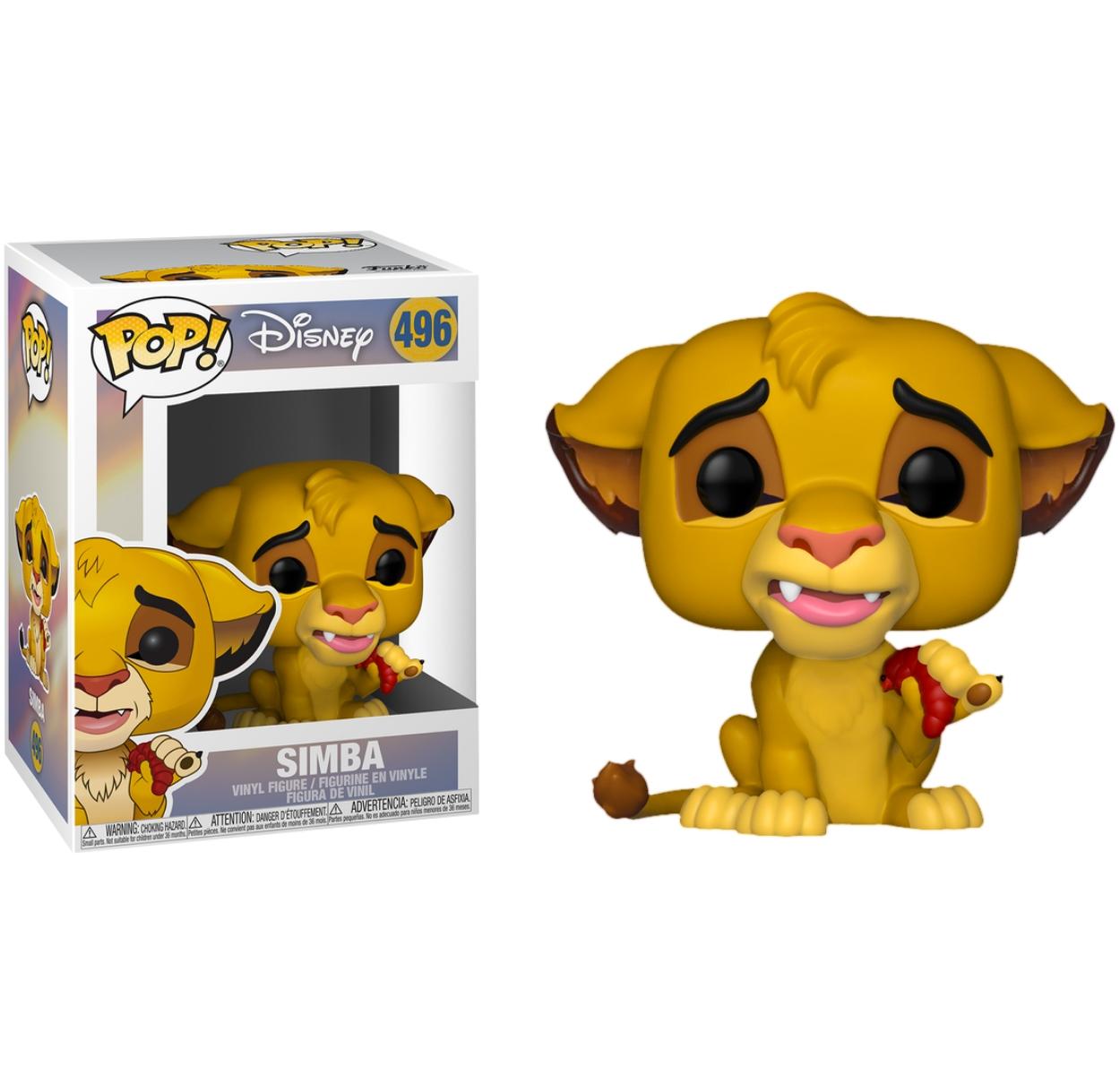 פופ! מלך האריות - סימבה