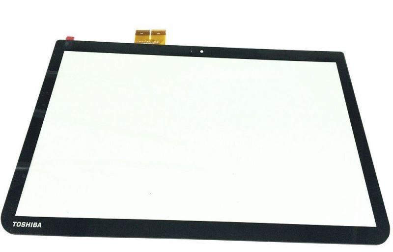 החלפת מסך מגע דיגיטייזר למחשב נייד טושיבה (לא כולל מסך) Toshiba Satellite C50 / C55T 15.6 Touch Screen Glass Digitizer