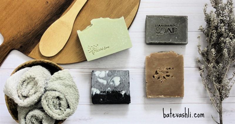 סבון מוצק טבעי