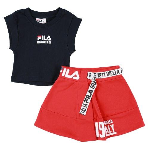 חליפת חצאית FILA - מידות 6-16 שנים