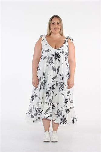 שמלת שיילין לבנה