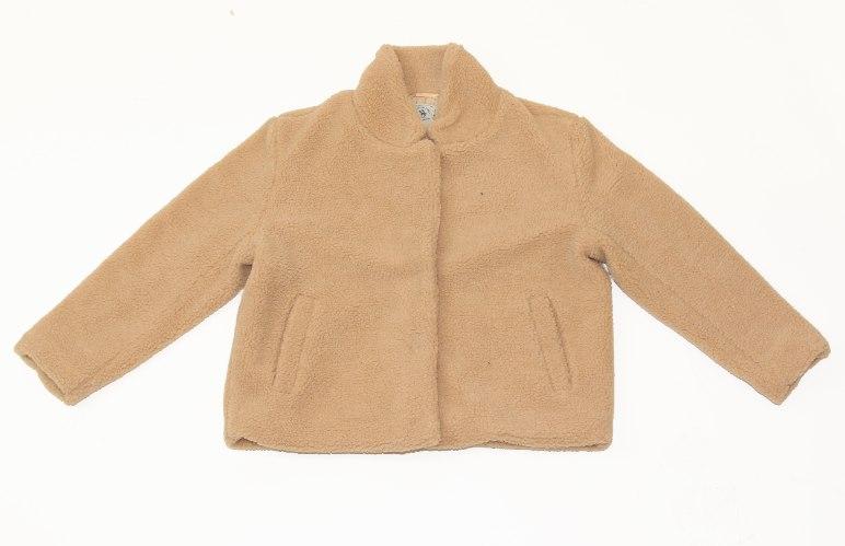 מעיל קצר צמר נשים