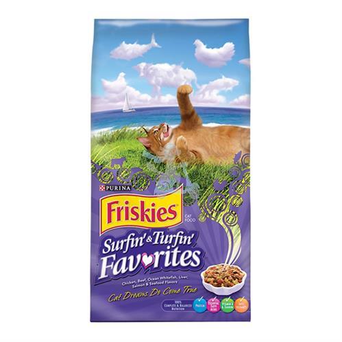 """פריסקיז לחתול 7.26ק""""ג מעדני החתול סגול"""