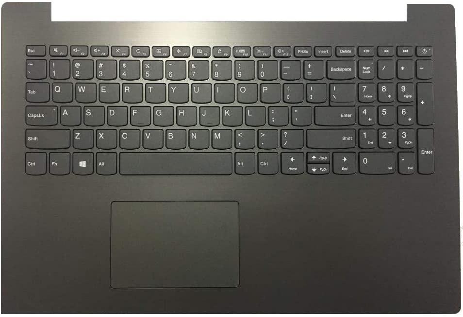 החלפת תושבת פלסטיק מקלדת למחשב נייד לנובו Lenovo Ideapad 330-15IKB Palmrest Touchpad with Keyboard