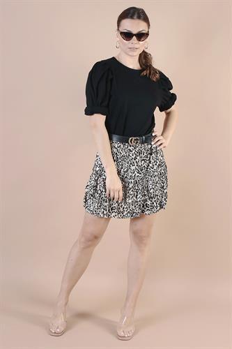 חצאית וולן ערב