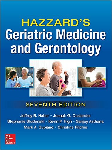 Hazzard's Geriatric Medicine and Gerontology