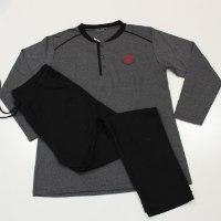 פיג'מה לגבר דגם 003 חולצה מרינגו