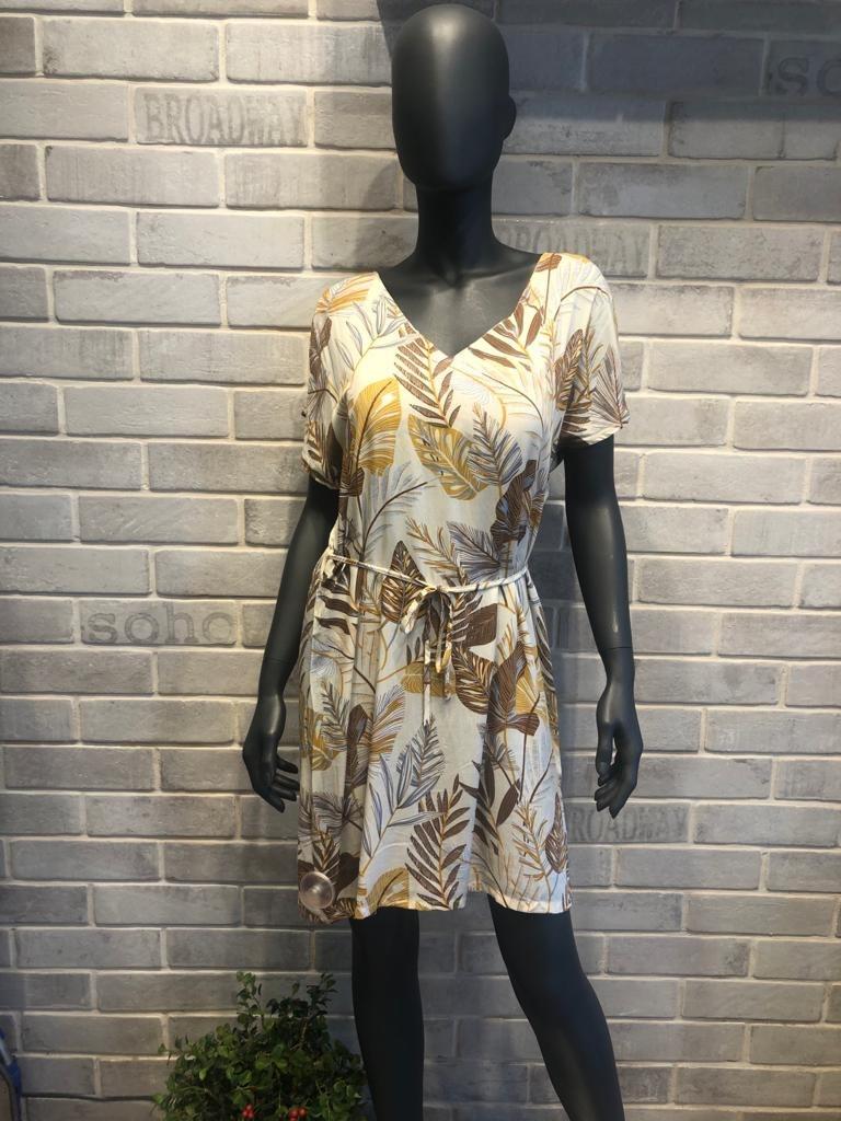 שמלת כותנה תלמה