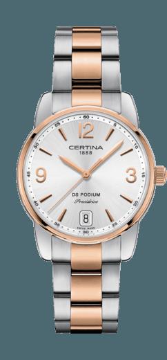 שעון סרטינה דגם C0342102203700 Certina