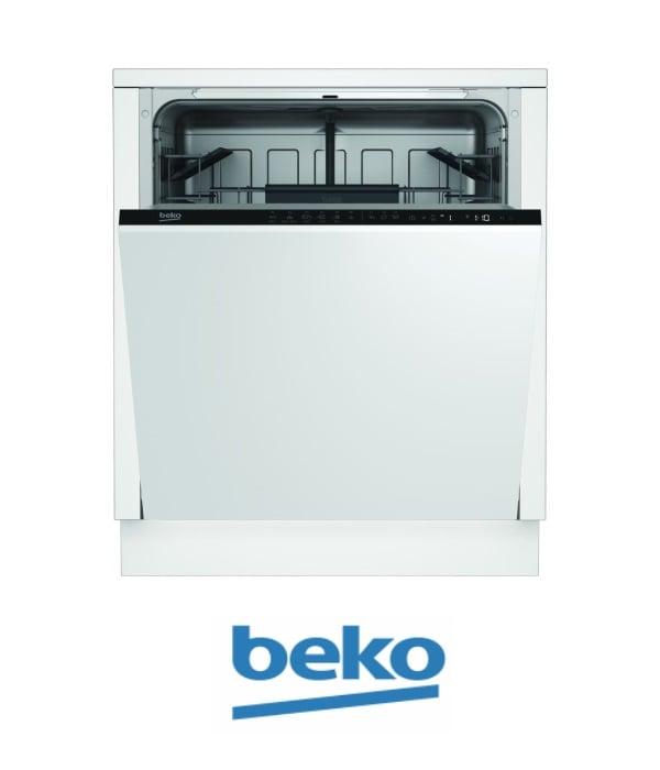 beko מדיח רחב אינטגרלי מלא דגם: DIN26210 מתצוגה !