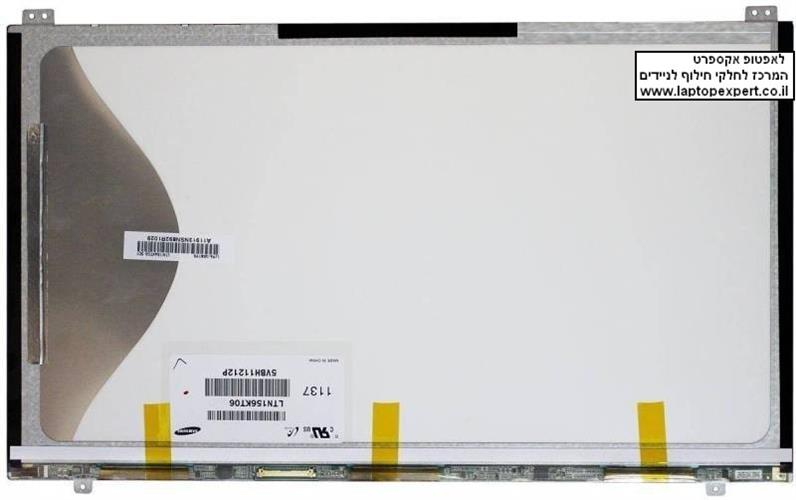 החלפת מסך למחשב נייד LTN156KT06 , LTN156KT06-801 15.6