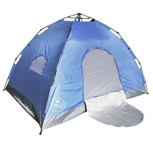 אוהל ל-6 אנשים פתיחה קדמית