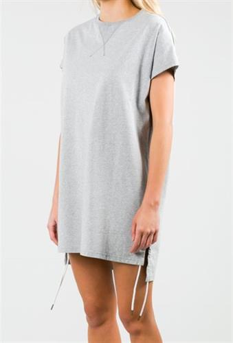 RUSTY HIGH JUMP DRESS
