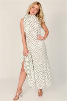 שמלת שירז נקודות