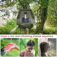 מקלחת שדה סולארית 20 ליטר