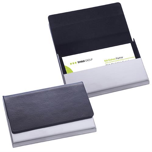 קופסא לכרטיסי ביקור שחור