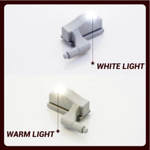 אור לד לארון עם חיישן מגע חכם (10 יחידות)