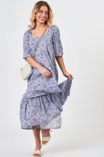 שמלת וולן  מידי מיה