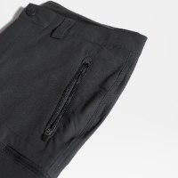מכנס ארוך קיצי בצבע אפור של נורט פייס The North Face Exploration Outdoor Erkek Pantolon Siyah