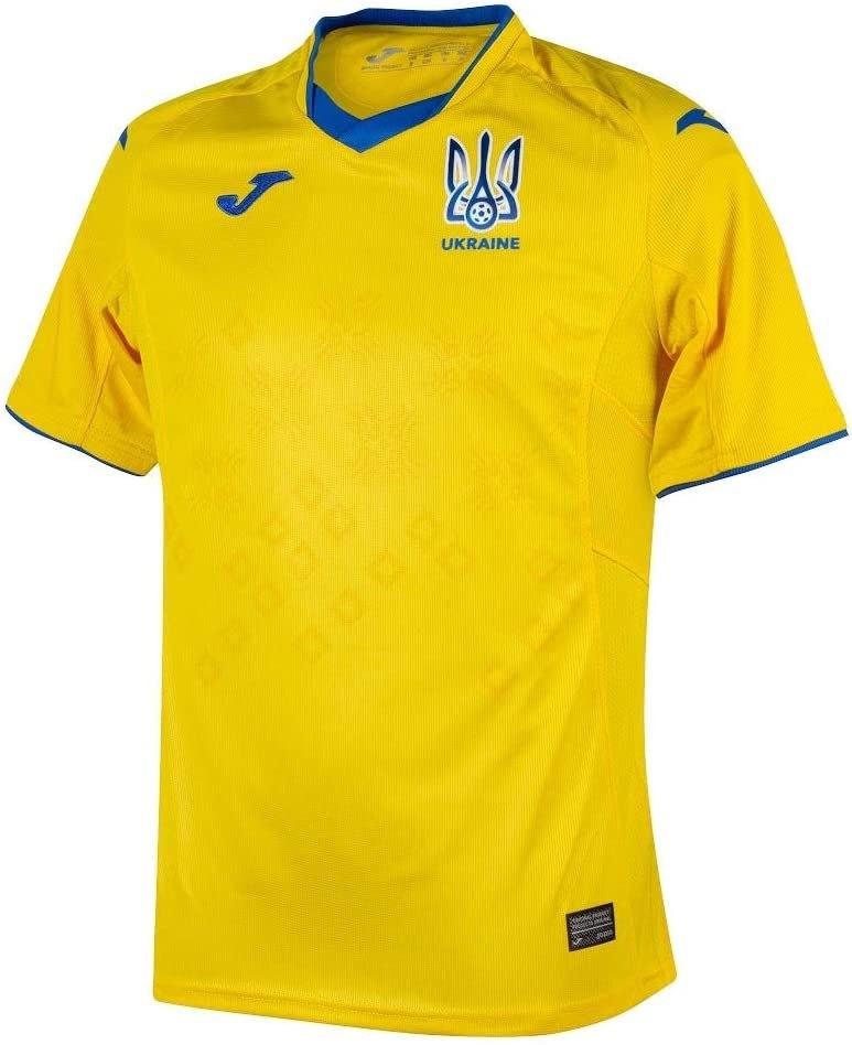 חולצת אוהד אוקראינה בית 2020