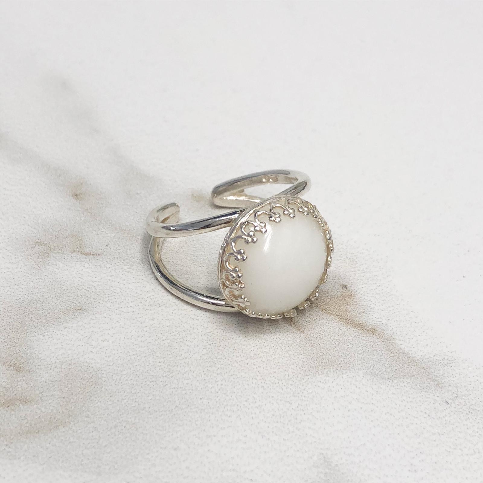 טבעת מריאן כסף 925- שביל החלב-תכשיטים למניקות