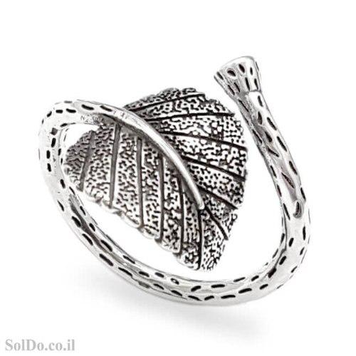 טבעת מכסף מעוצבת  RG6332 | תכשיטי כסף 925 | טבעות כסף