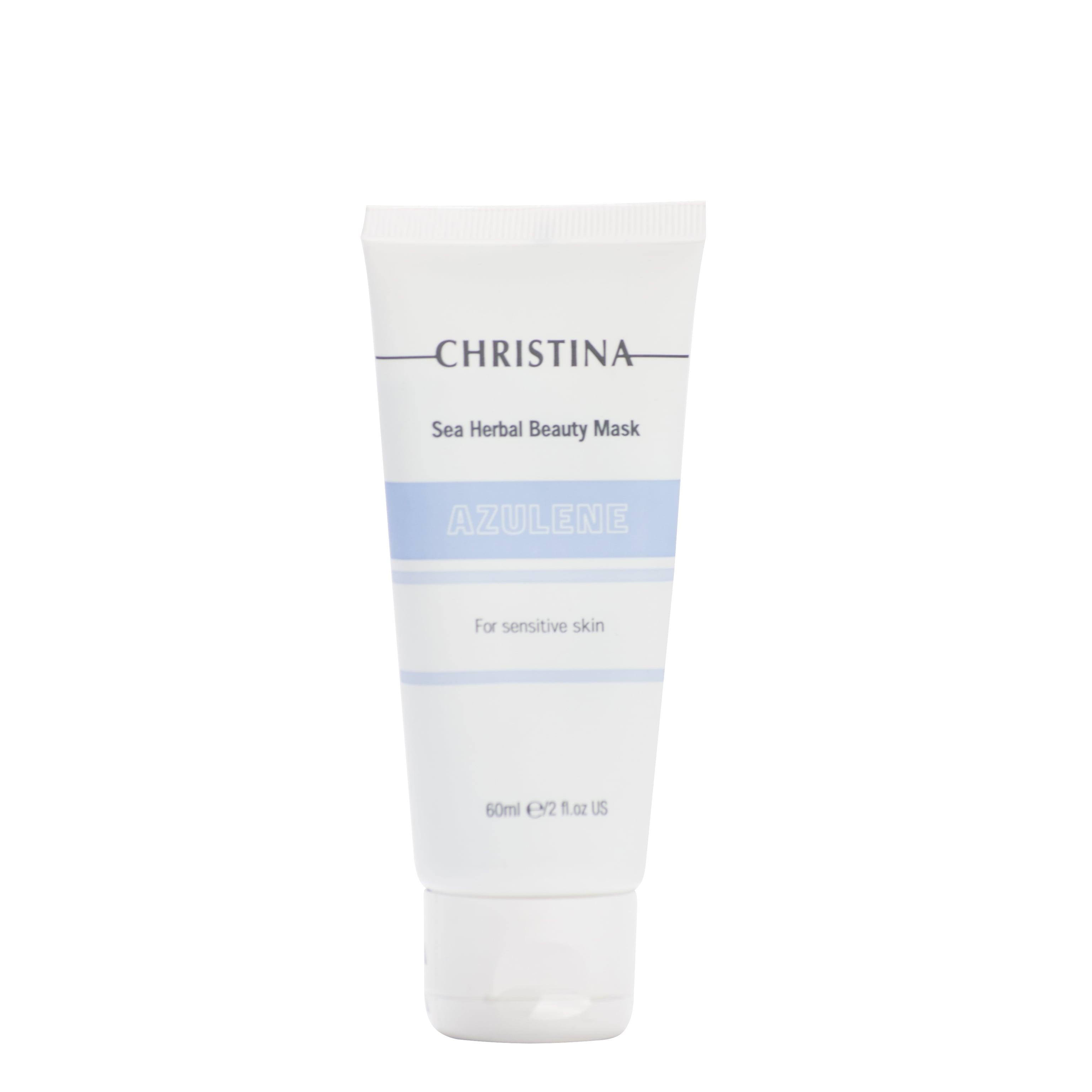 מסכת אזולן לעור רגיש כריסטינה