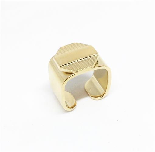 טבעת חפת שון זהב
