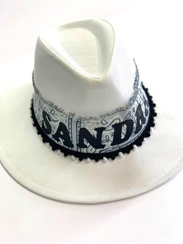 כובע blue bandana