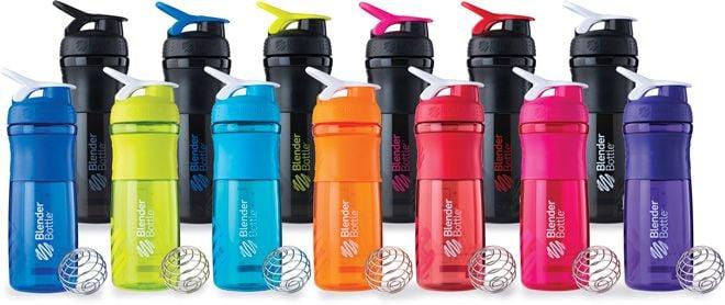 Blender Bottle-Sports Mixer-760ml בקבוק ספורט איכותי