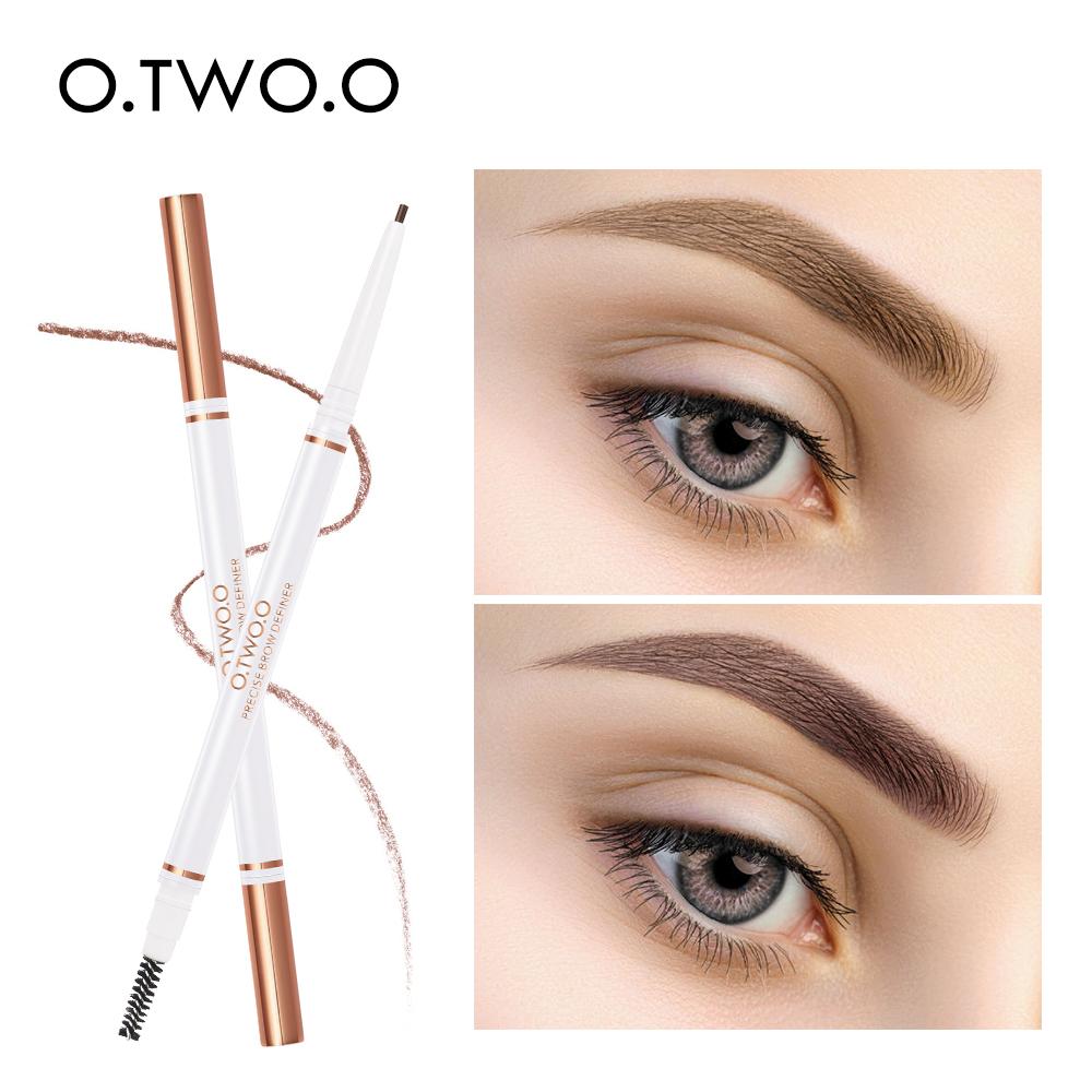 עיפרון צובע ומעצב גבות מהמותג המוביל O.TWO.O - טרנד בין לאומי!