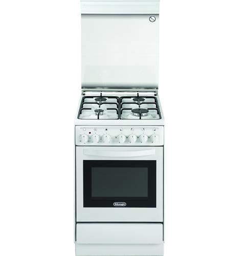 תנור משולב כיריים Delonghi NDS277NW דה לונגי