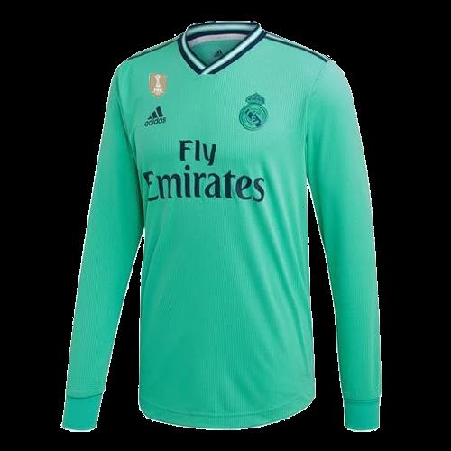 חולצה ארוכה סרחיו ראמוס ריאל מדריד ירוקה