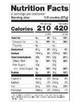 עוגיות חלבון לני אנד לארי (12 יח' במארז טבעוני)