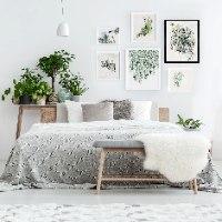 סט תמונות לחדר שינה
