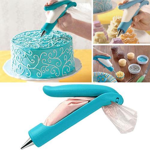 עט זילוף מהפכני לעוגות ומאפים