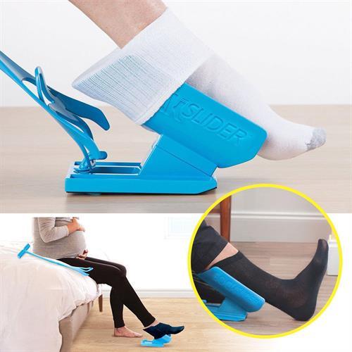 המתקן שיעזור לך לגרוב גרביים בקלות