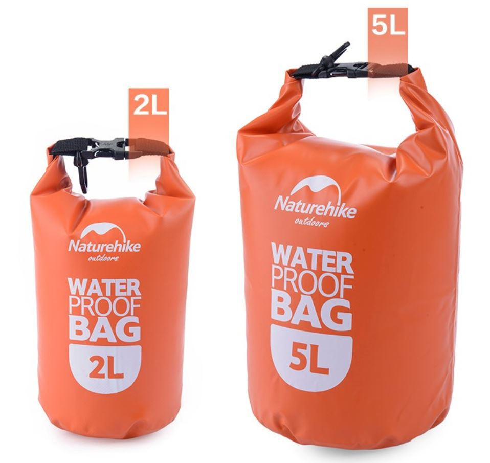NATURE HIKE - 5 LITER DRY BAG