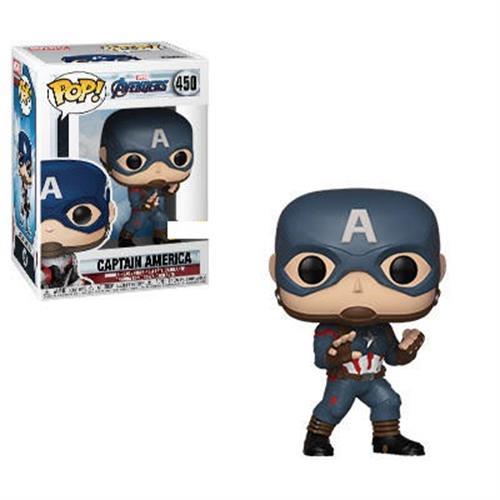 פופ! אוונג'רז: אנדגיים - קפטן אמריקה חליפה קלאסית