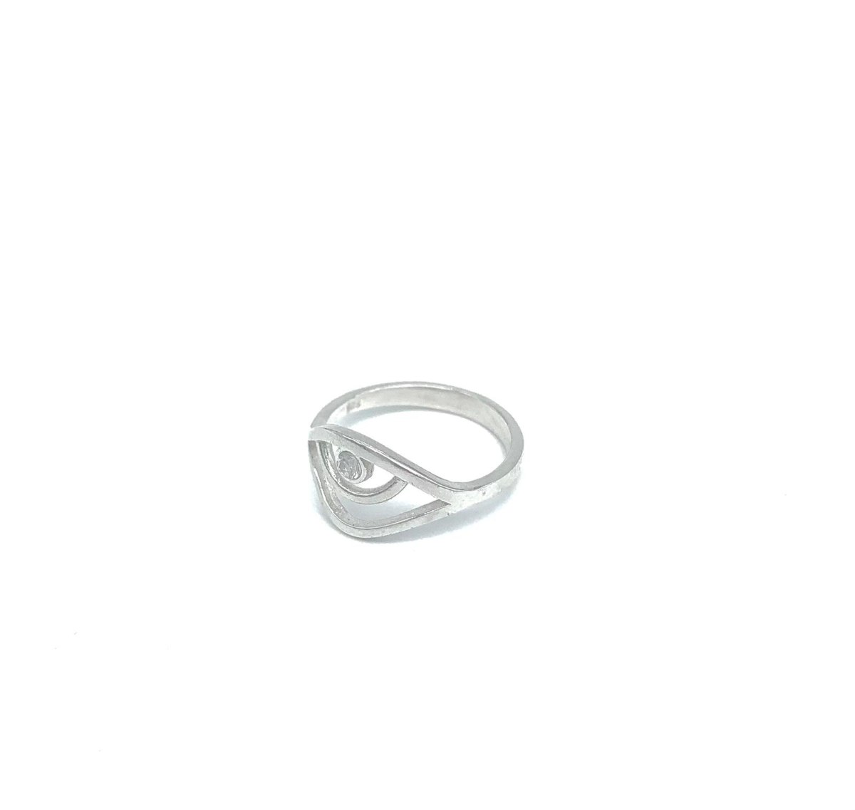 טבעת אלכס כסף