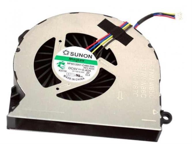 החלפת מאוורר למחשב נייד HP Probook 4540S , 4545S Laptop Cooling Fan 683484-001