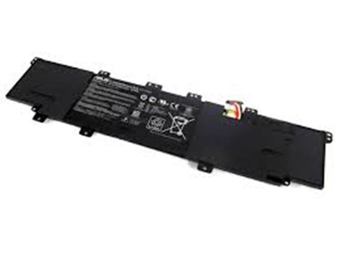 סוללה מקורית למחשב נייד אסוס Asus V500C S500C S500CA Battery 44Wh 11.1V C31-X502
