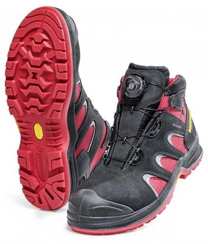 נעלי עבודה -Pfanner BOA SEGURO תקן S3 גבוהות